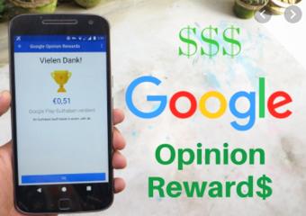 App do Google paga para você responder pesquisas