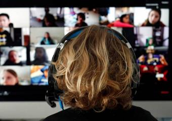 Excesso de videoconferências afeta a saúde mental