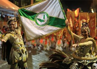 Vilage ressurge das cinzas e é campeã do Carnaval de Friburgo