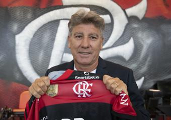 Renato Gaúcho deu adeus ao Flamengo como jogador em Friburgo há 23 anos