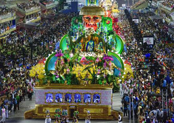 Deu Vilage e Bola Branca em Friburgo; No Rio, Mangueira é a grande campeã do Carnaval 2019
