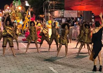 Friburgo: Globo de Ouro é campeão do Grupo A do Carnaval