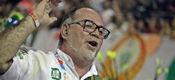 Carnavalesco de Friburgo é 2º no Carnaval de São Paulo em 2020
