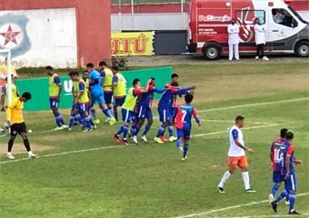Estadual: Friburguense vence a terceira consecutiva na Série A2